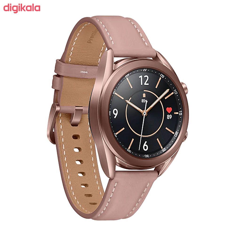 ساعت هوشمند سامسونگ مدل Galaxy Watch3 SM-R850 41mm main 1 13