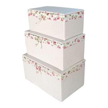 جعبه ارگانایزر مدل SMB مجموعه سه عددی