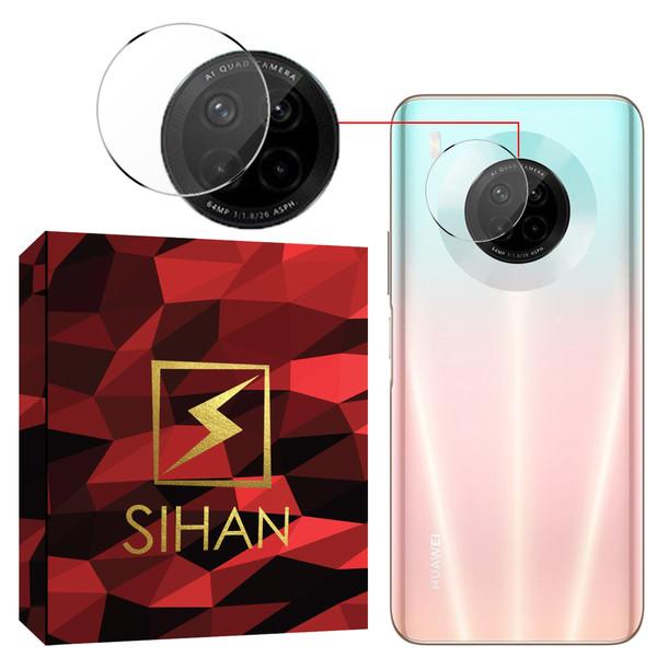 محافظ لنز دوربین سیحان مدل GLP مناسب برای گوشی موبایل هوآوی Y9A