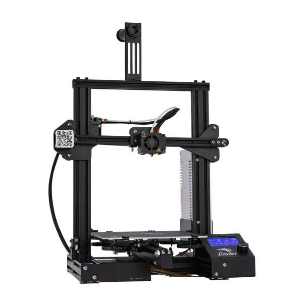 پرینتر سه بعدی کریلیتی مدل ender3