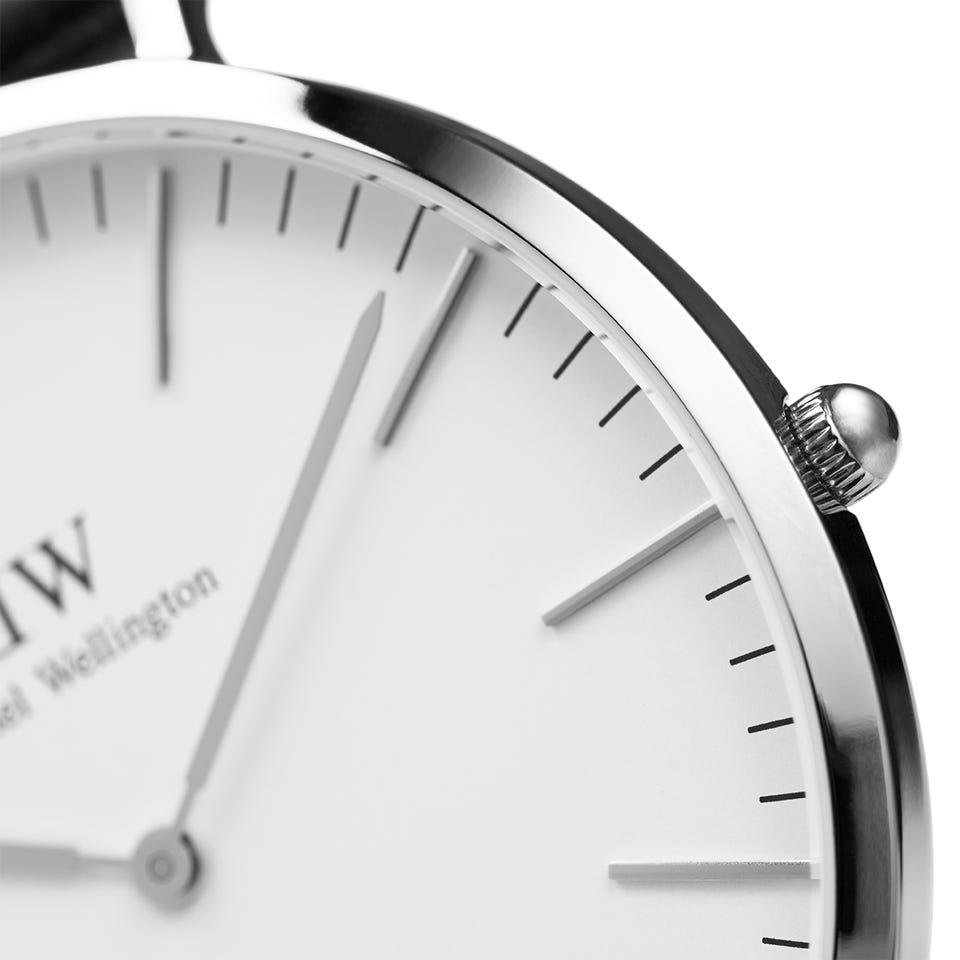 ساعت مچی عقربه ای مردانه دنیل ولینگتون کد DW48              ارزان