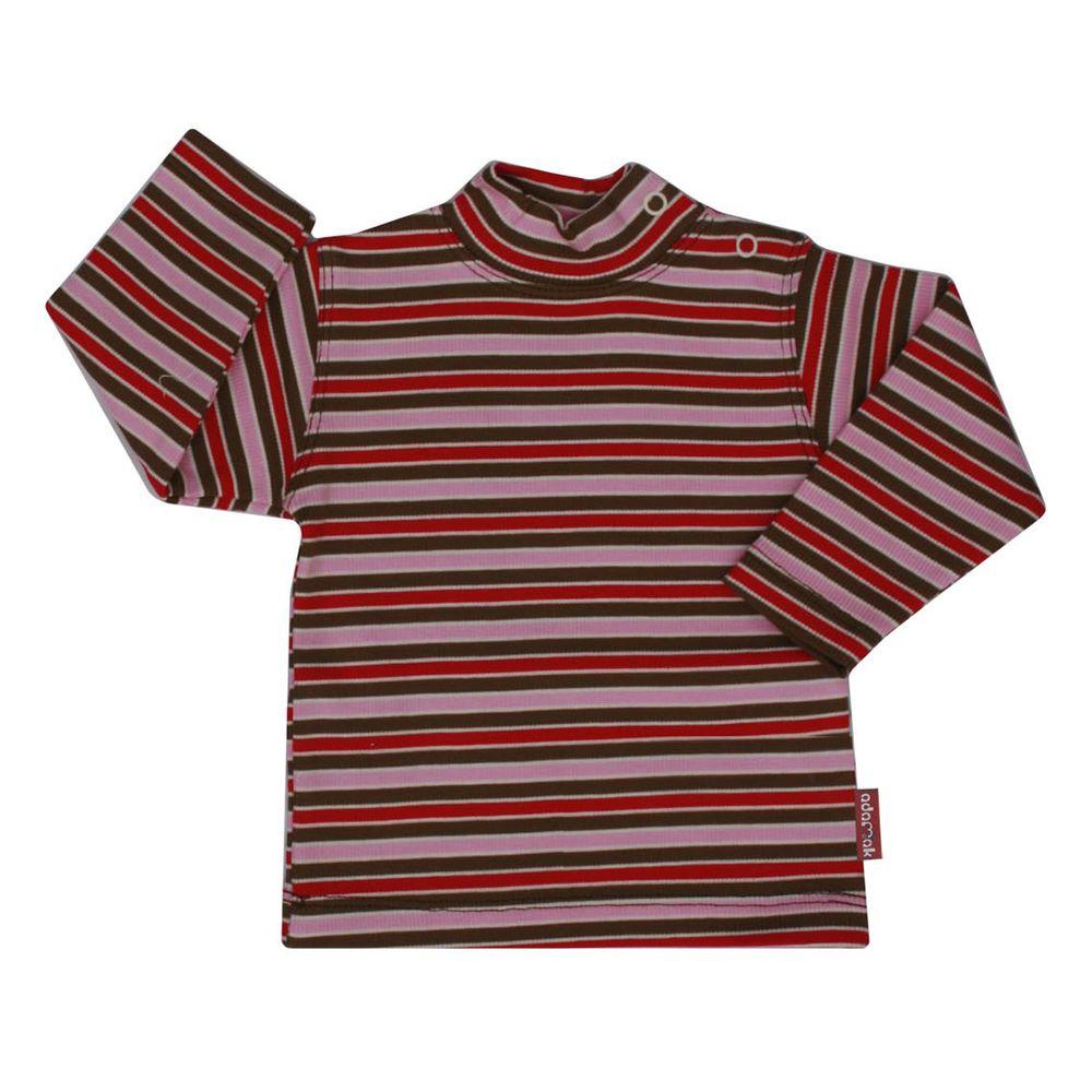 تی شرت آدمک طرح راه راه کد 17-143201