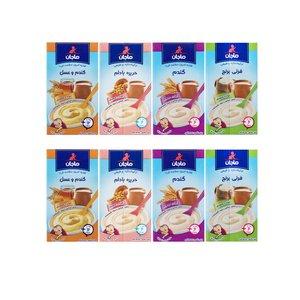 غذای کودک ماجان کاله - 135 گرم مجموعه 8 عددی