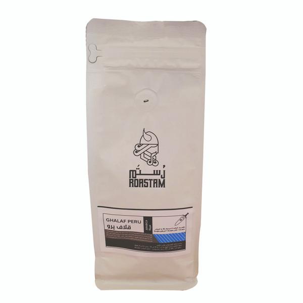 قهوه عربیکا بدون کافئین رستم - 250 گرم