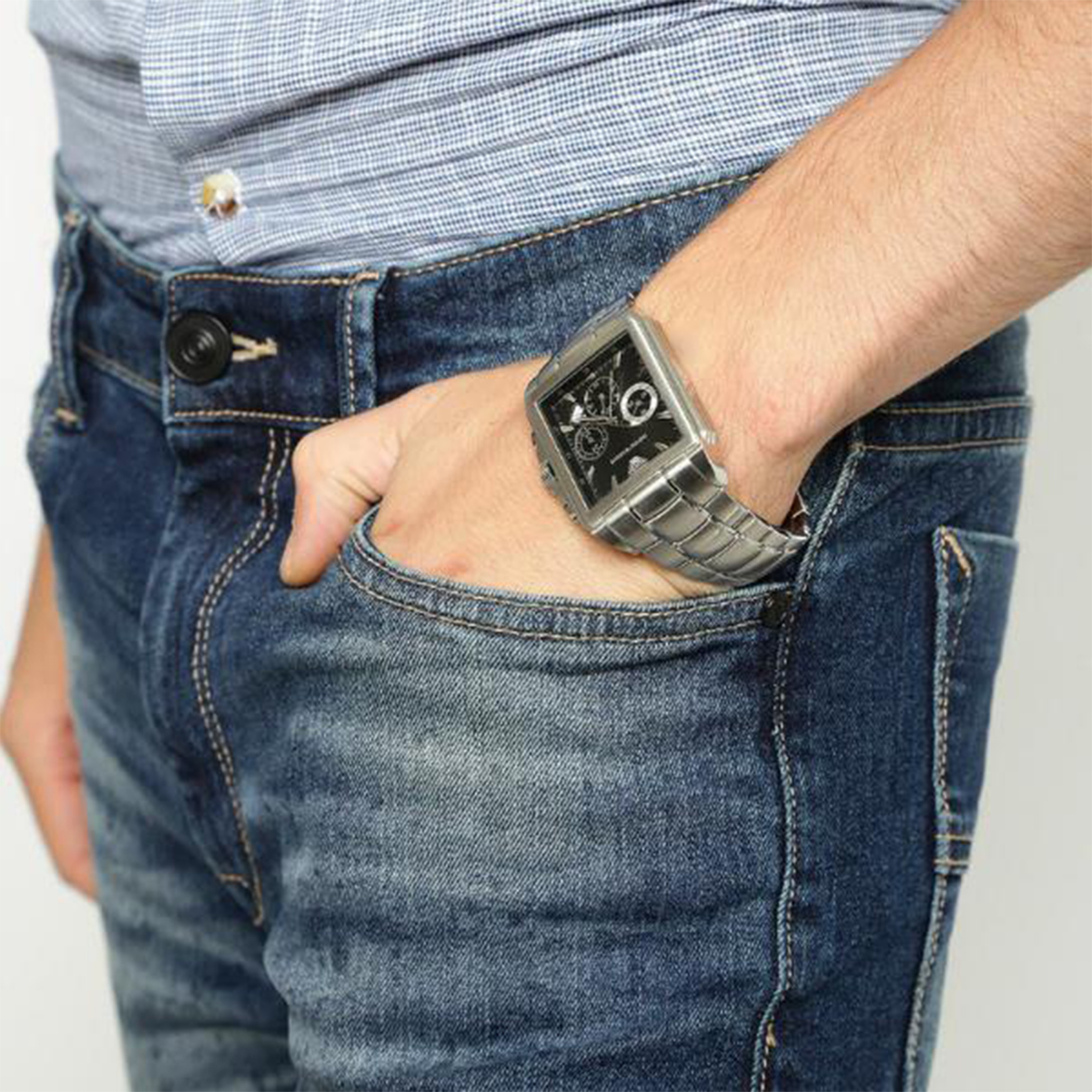 ساعت مچی عقربهای مردانه امپریو آرمانی مدل AR0659