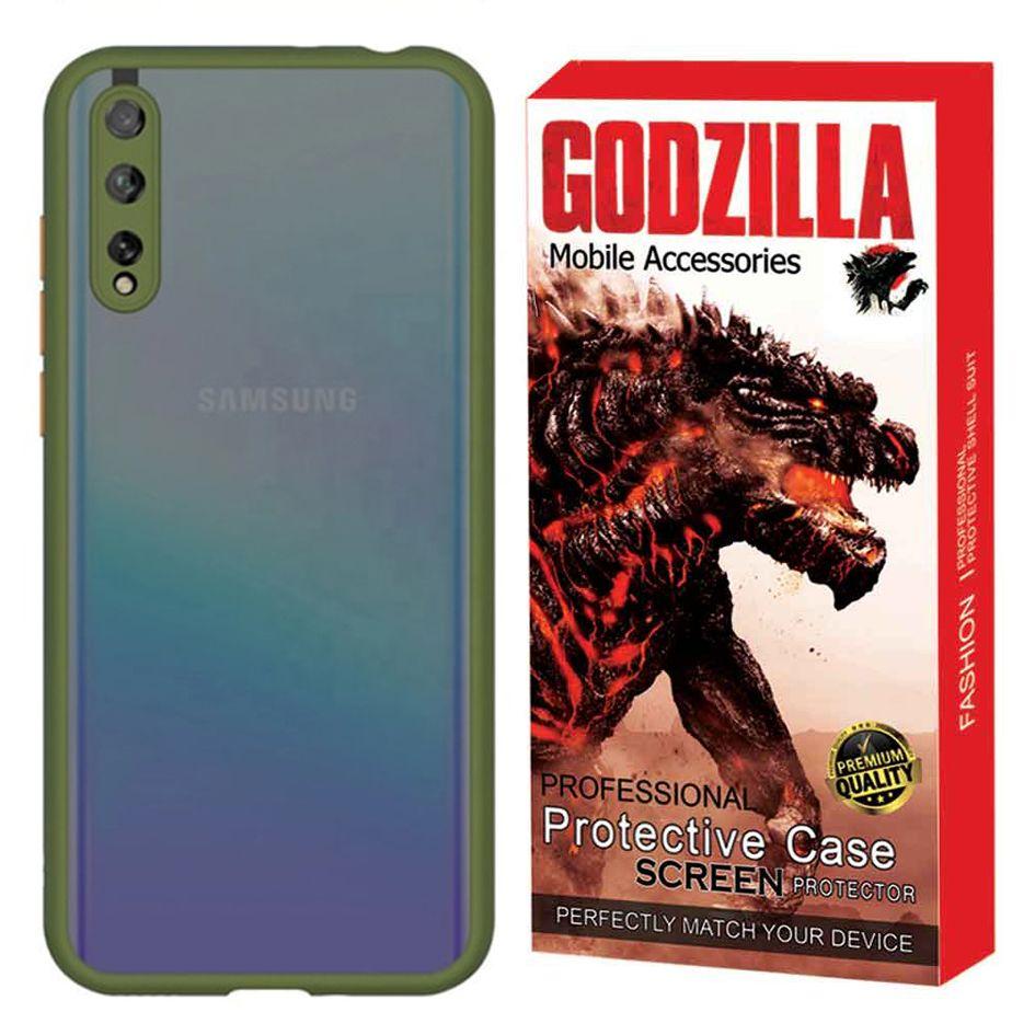 کاور گودزیلا مدل CGMA-LE مناسب برای گوشی موبایل سامسونگ Galaxy A50 / A50s / A30s