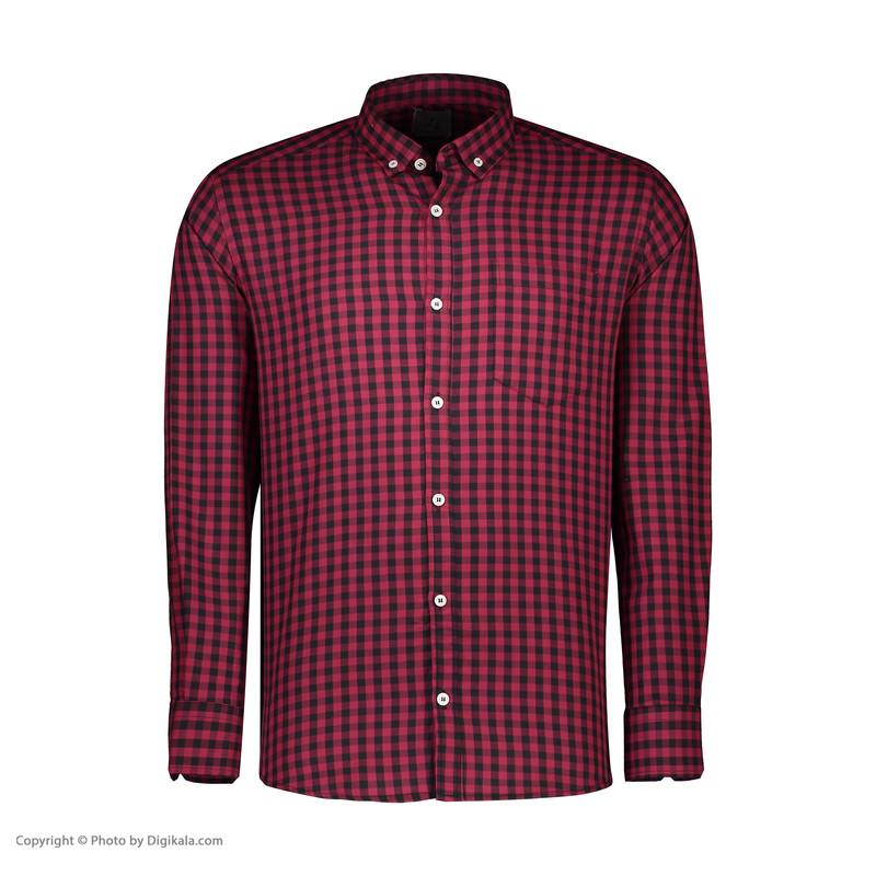 پیراهن آستین بلند مردانه زی مدل 1531375MC