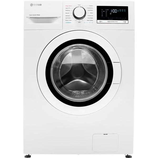 ماشین لباسشویی اسنوا مدل SWM-82300 ظرفیت 8 کیلوگرم