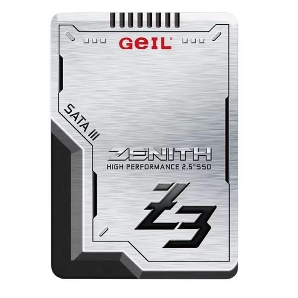 اس اس دی اینترنال گیل مدل Zenith Z3 ظرفیت 512 گیگابایت