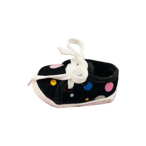 کفش نوزادی مدل خالخال 2