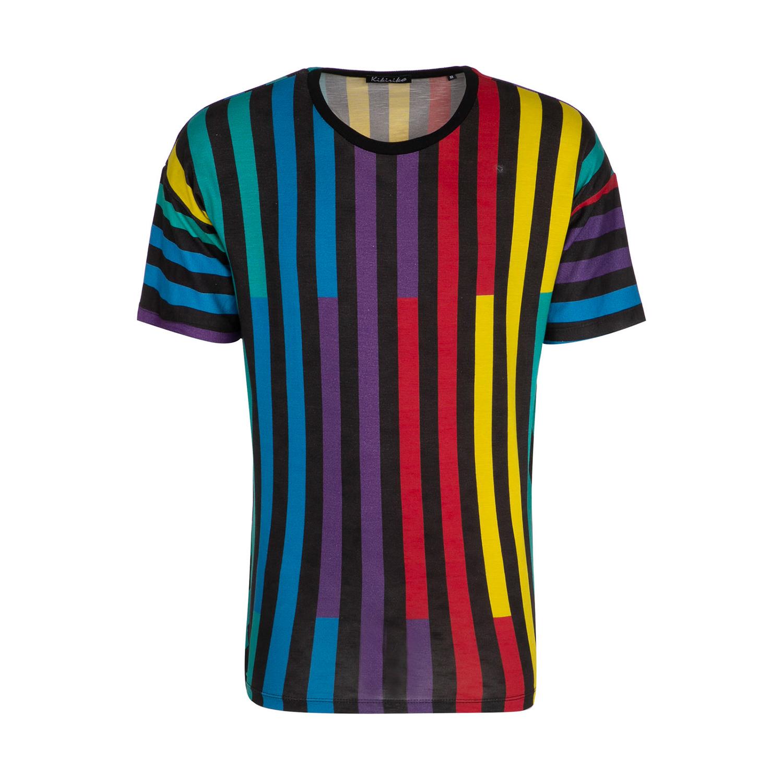 تی شرت مردانه کیکی رایکی مدل MBB2477-001