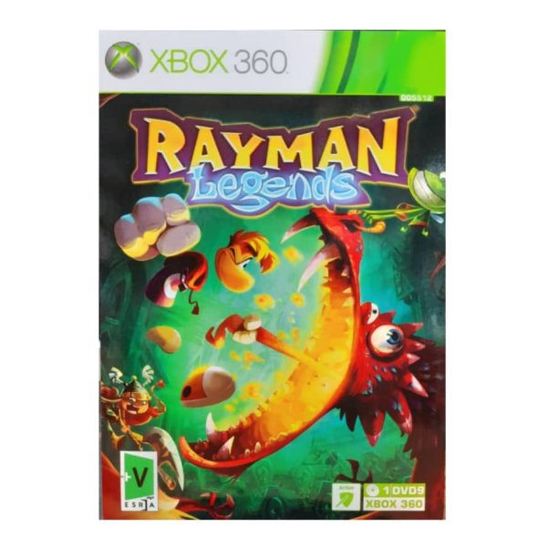 بازی Reyman Legends مخصوص xbox 360