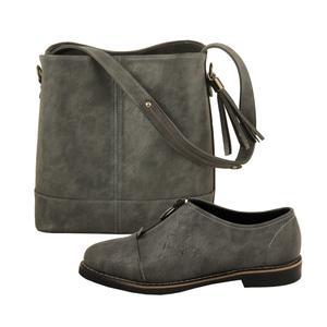 ست کیف و کفش زنانه مدل ماهور کد 910-3