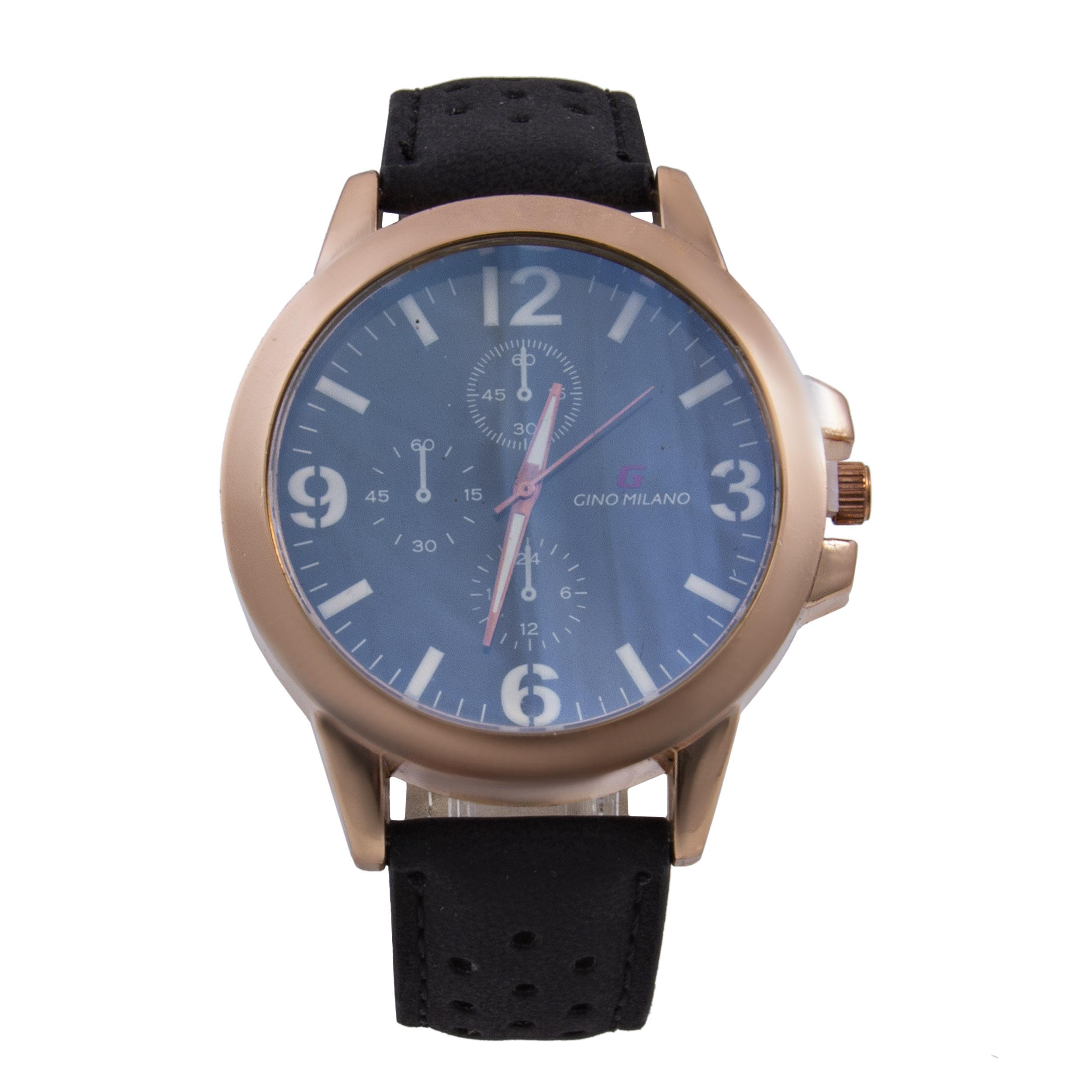 قیمت و خرید                         ساعت مچی عقربه ای مردانه کد WHM_062