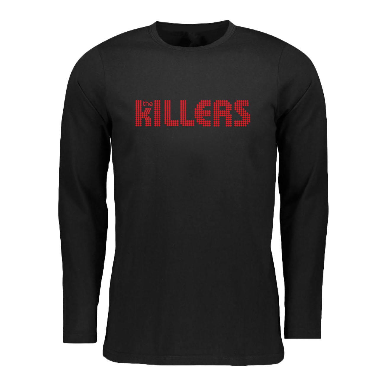 تی شرت آستین کوتاه زنانه مدل killers کد 006Rd