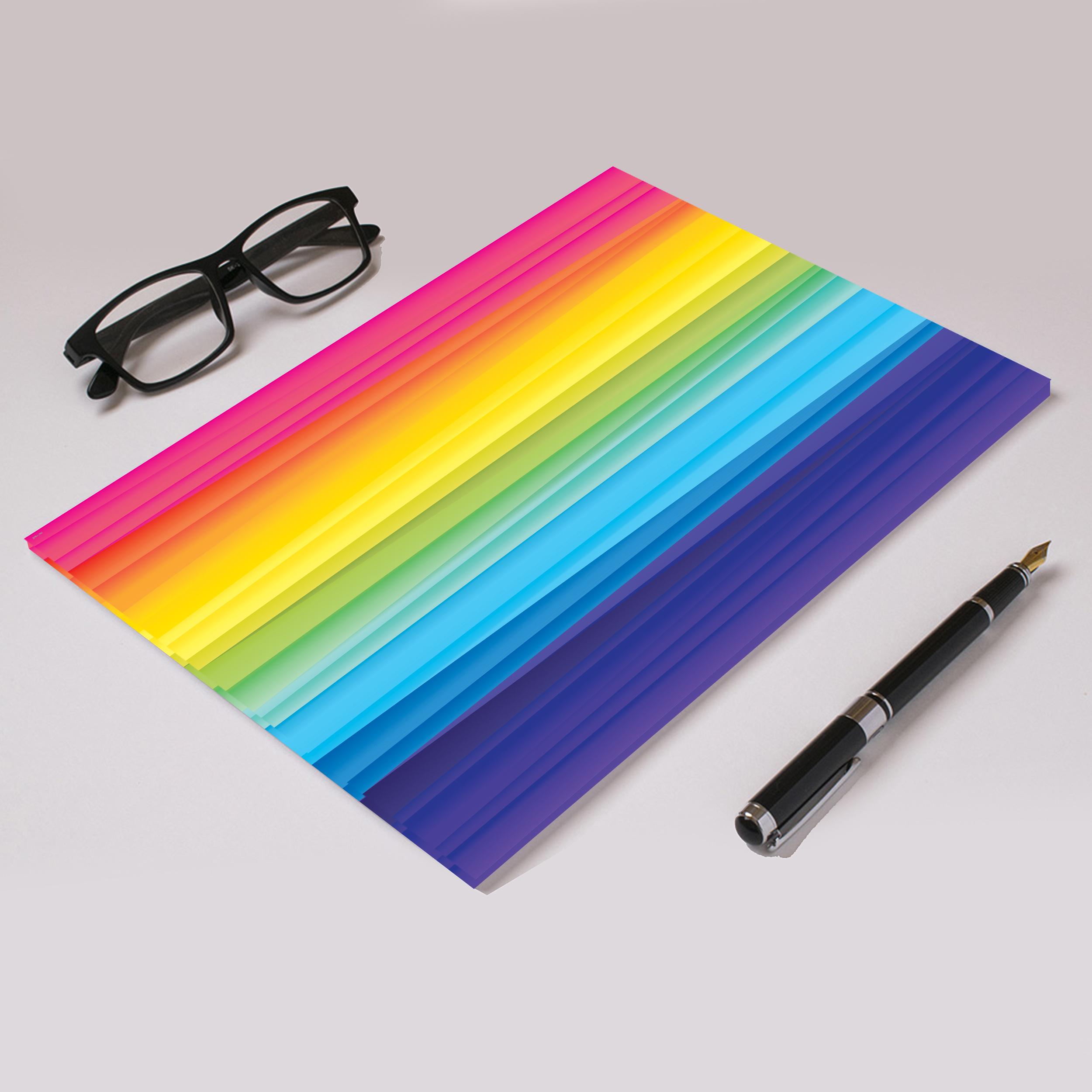 کاغذ رنگی A4 مستر راد مدل رنگارنگ بسته 10 عددی main 1 10