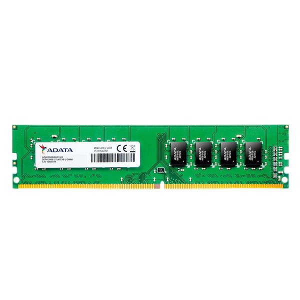 رم دسکتاپ DDR4 تک کاناله 2666 مگاهرتز CL19 ای دیتا مدل AD4U ظرفیت 4 گیگابایت