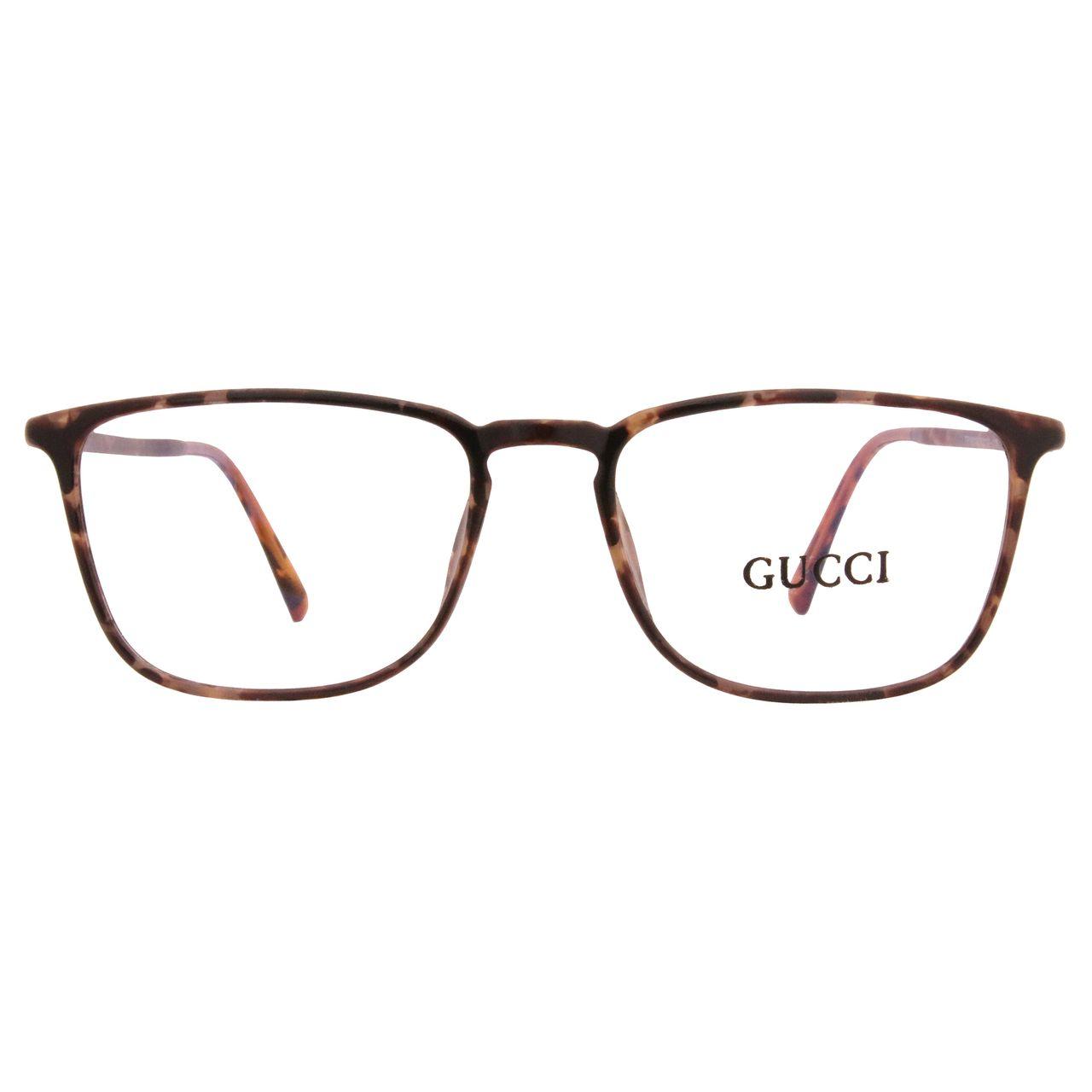 فریم عینک طبی زنانه گوچی مدل TR18019