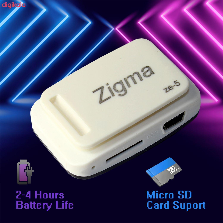 پخش کننده موسیقی زیگما مدل ZE-5E main 1 1