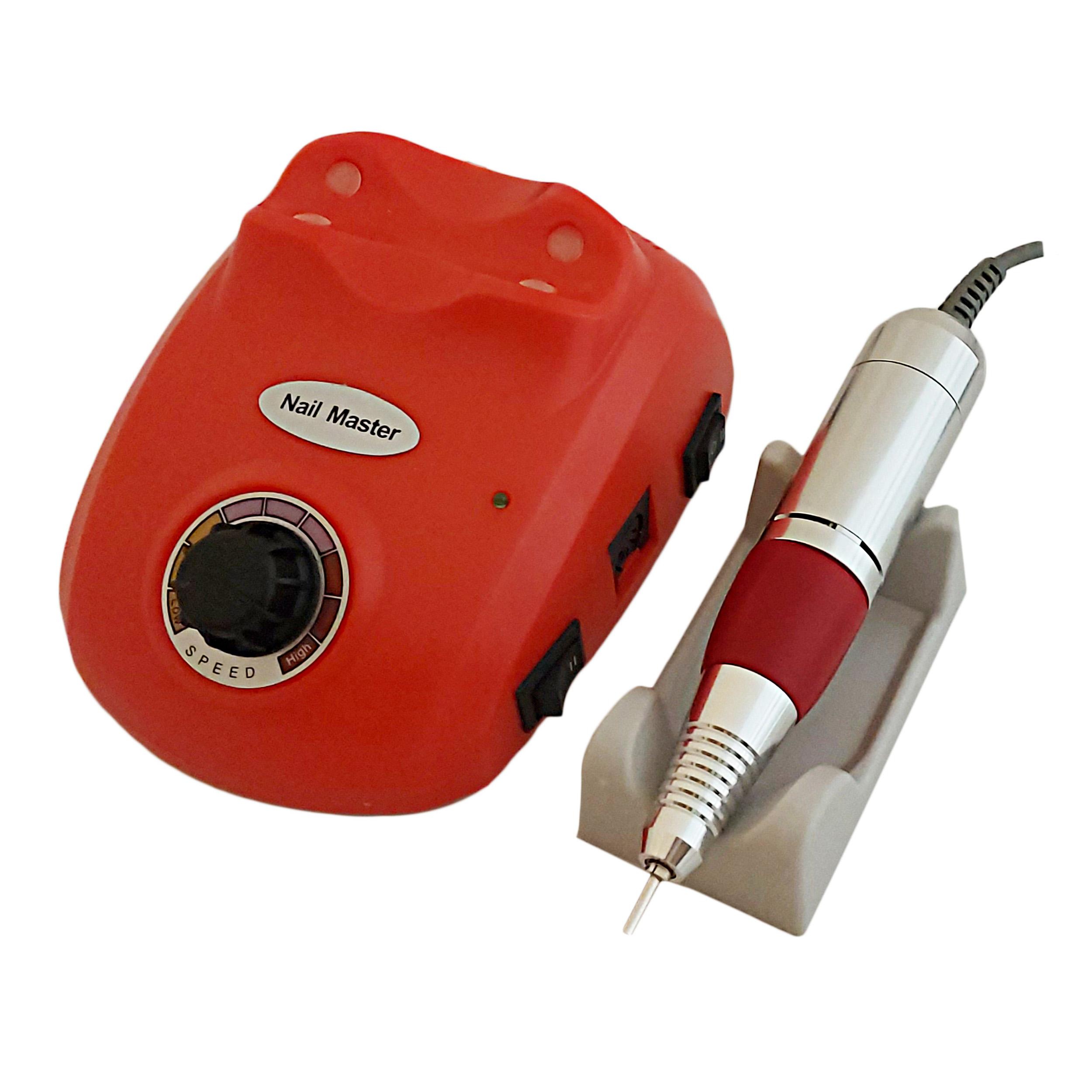 دستگاه مانیکور و پدیکور نیل مستر مدل LG3-3 LUGX
