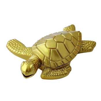 فندک بازرگانی میلادی طرح لاکپشت کد FAN_063
