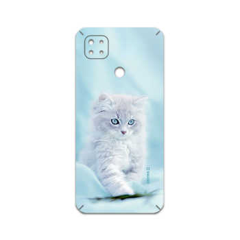برچسب پوششی ماهوت مدل Cat-1 مناسب برای گوشی موبایل شیائومی Redmi 9C NFC