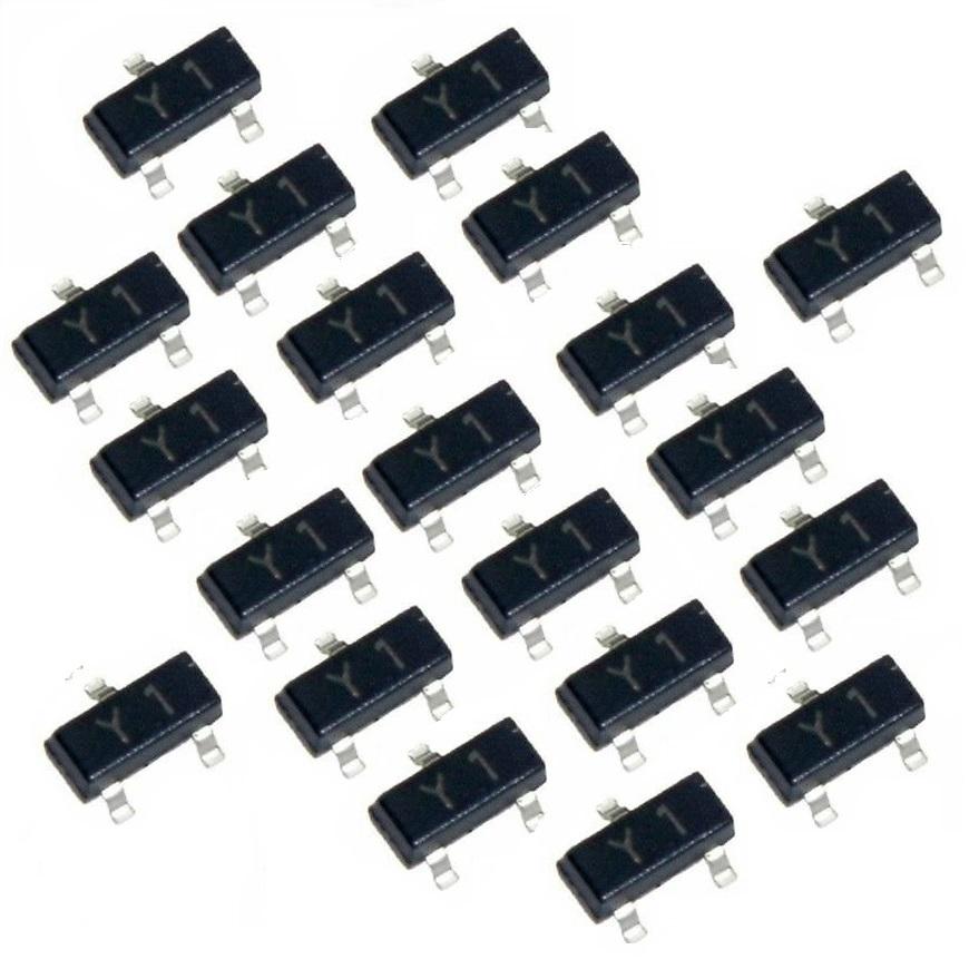 ترانزیستور مدل S8050 بسته 20 عددی