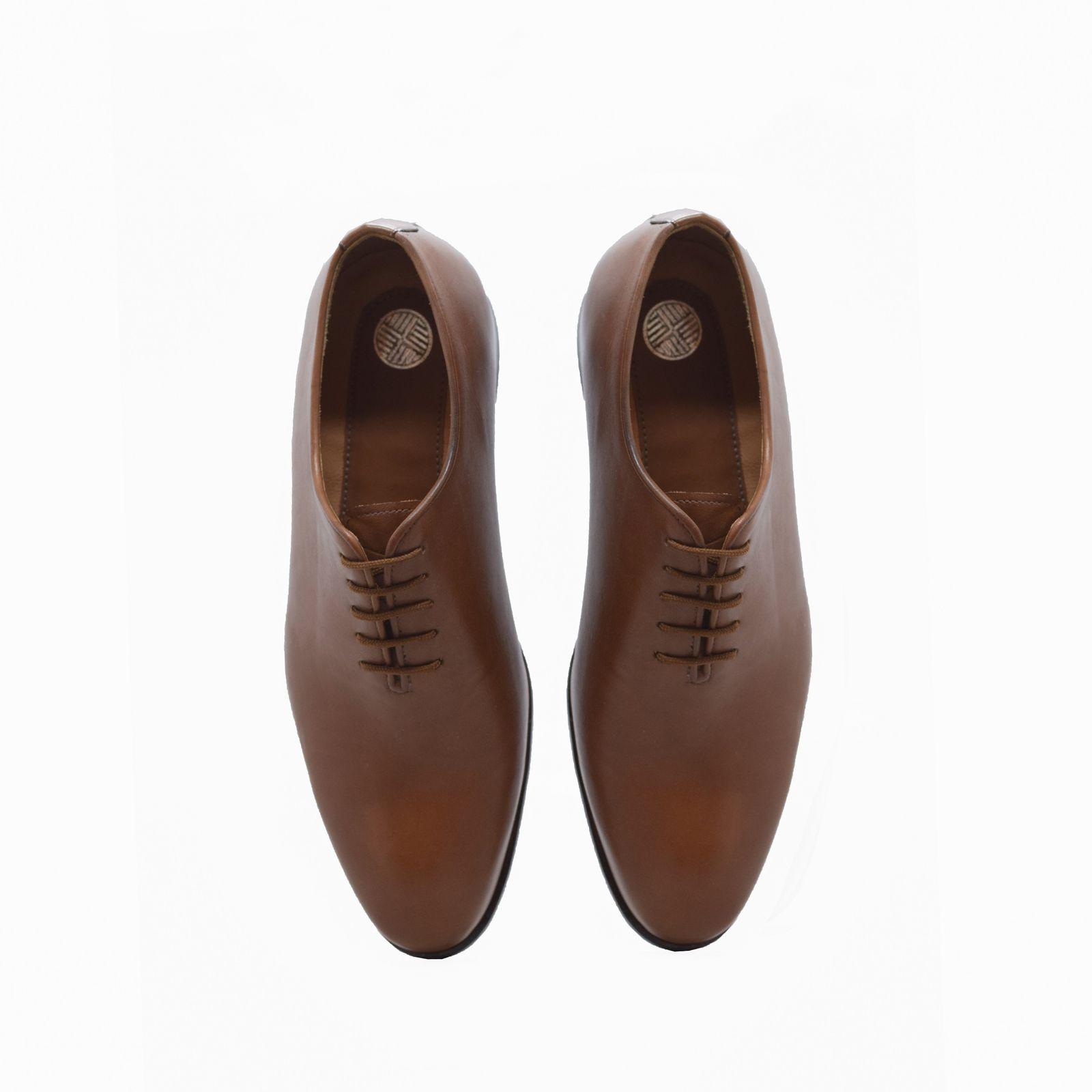 کفش مردانه دگرمان مدل کلاسیک کد deg.2101-407 -  - 6
