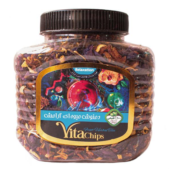 دمنوش میوه ای آرامش ویتاچیپس - 200 گرم