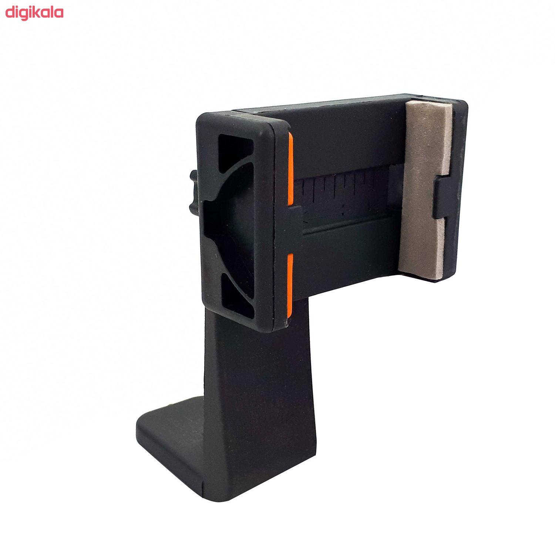 پایه نگهدارنده گوشی موبایل یونیمات مدل D-909 II B main 1 3
