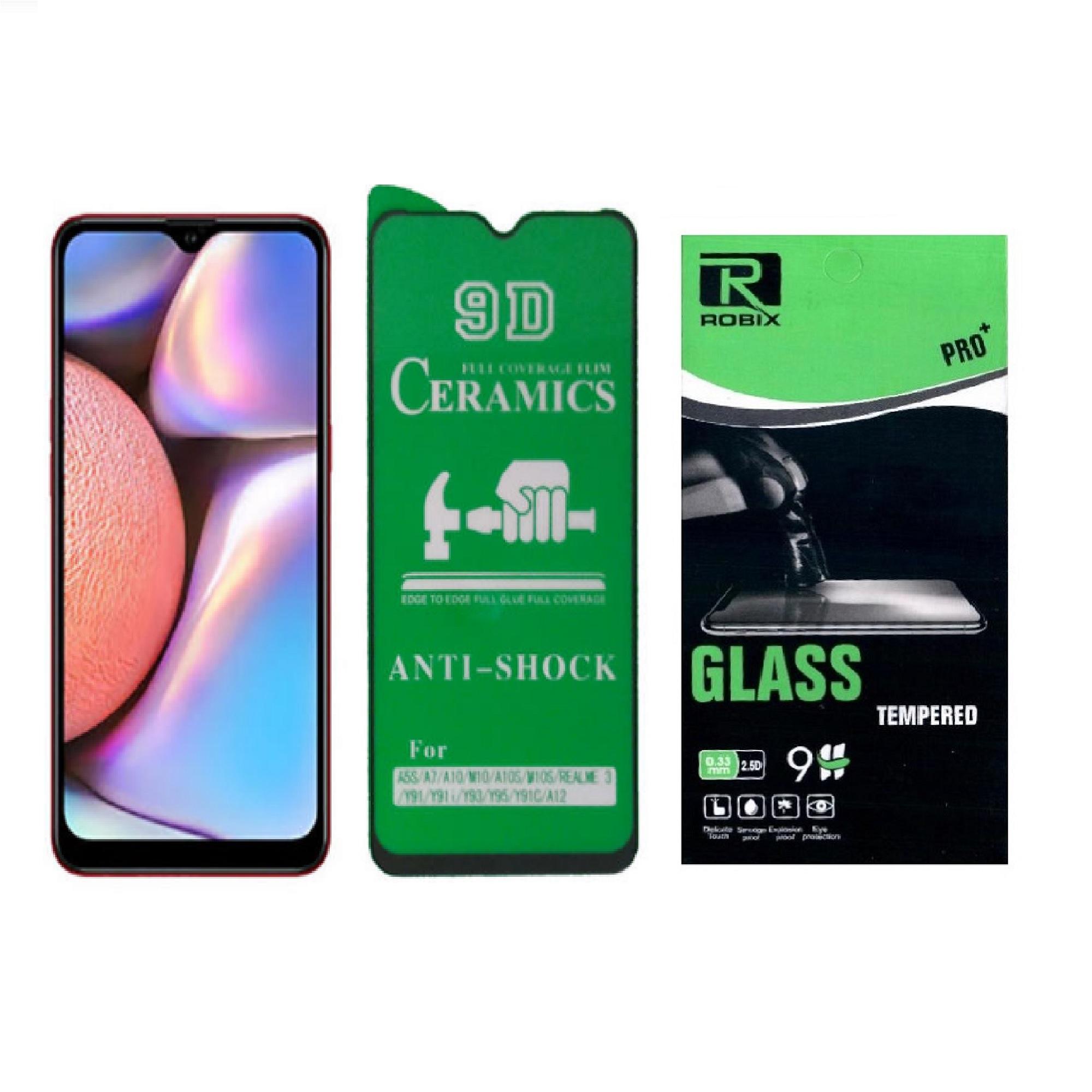محافظ صفحه نمایش روبیکس مدل CRA-A10 مناسب برای گوشی موبایل سامسونگ Galaxy A10 / A10s / M10 / M10s