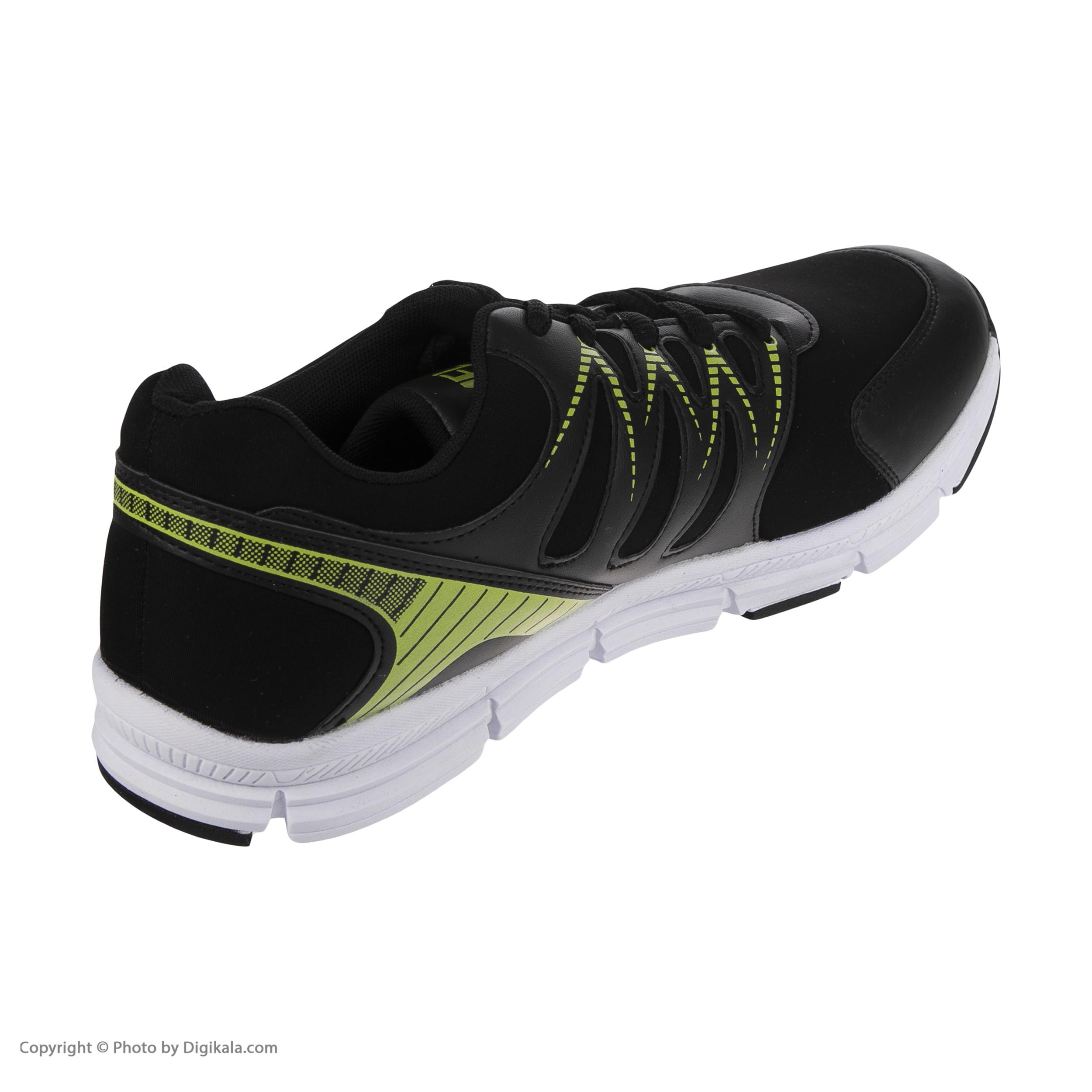 کفش پیاده روی مردانه ملی مدل 83595794