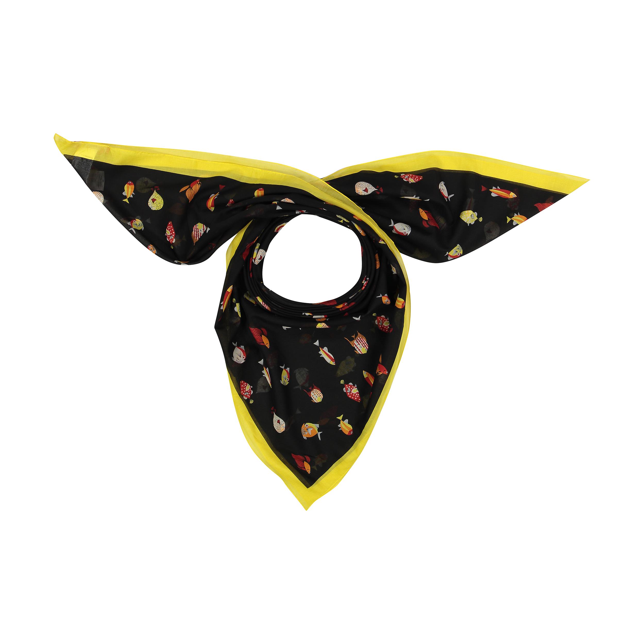 روسری زنانه مارینا رینالدی مدل 55410180040032