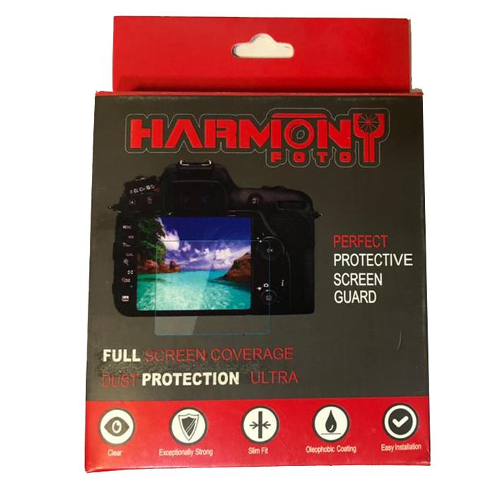 بررسی و {خرید با تخفیف} محافظ صفحه نمایش دوربین مدل HARMONY مناسب برای نیکون D7500 اصل