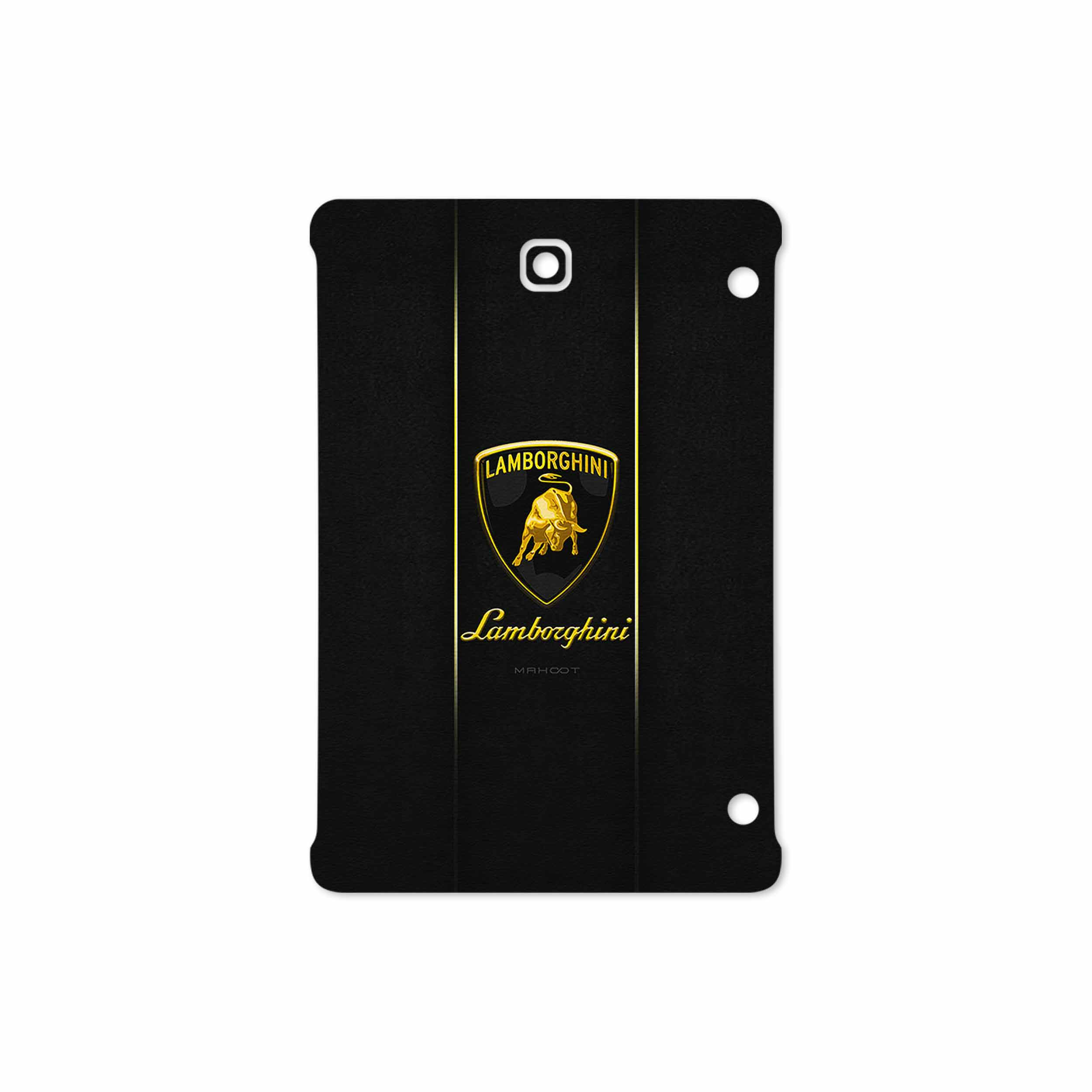 بررسی و خرید [با تخفیف]                                     برچسب پوششی ماهوت مدل Lamborghini مناسب برای تبلت سامسونگ Galaxy Tab S2 8.0 2016 T719N                             اورجینال
