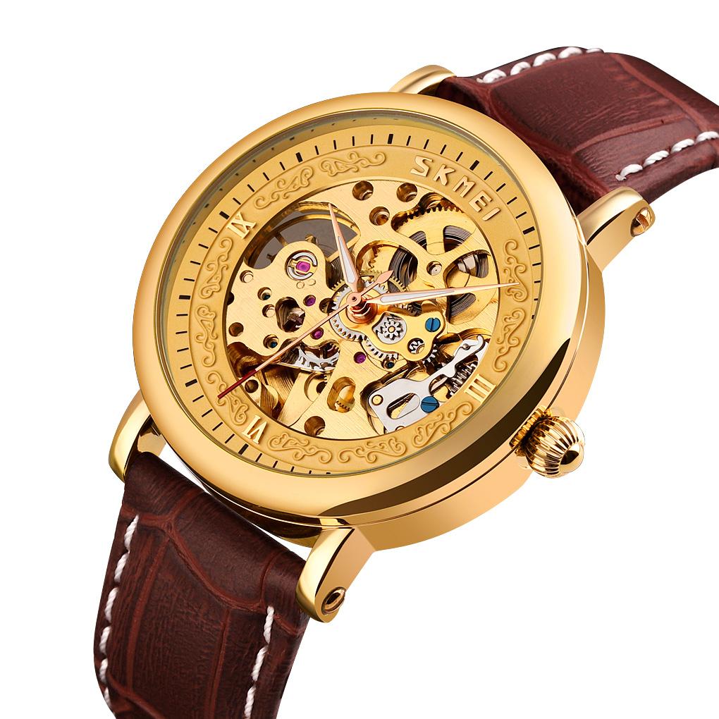 ساعت مچی عقربه ای مردانه اسکمی مدل 9229G              خرید (⭐️⭐️⭐️)