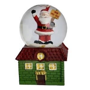 گوی موزیکال مدل بابانوئل کد32-3656