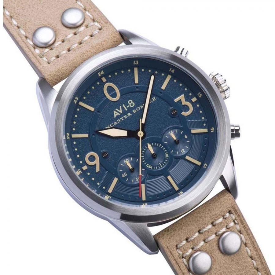 ساعت مچی عقربه ای مردانه ای وی ایت مدل AV-4024-05
