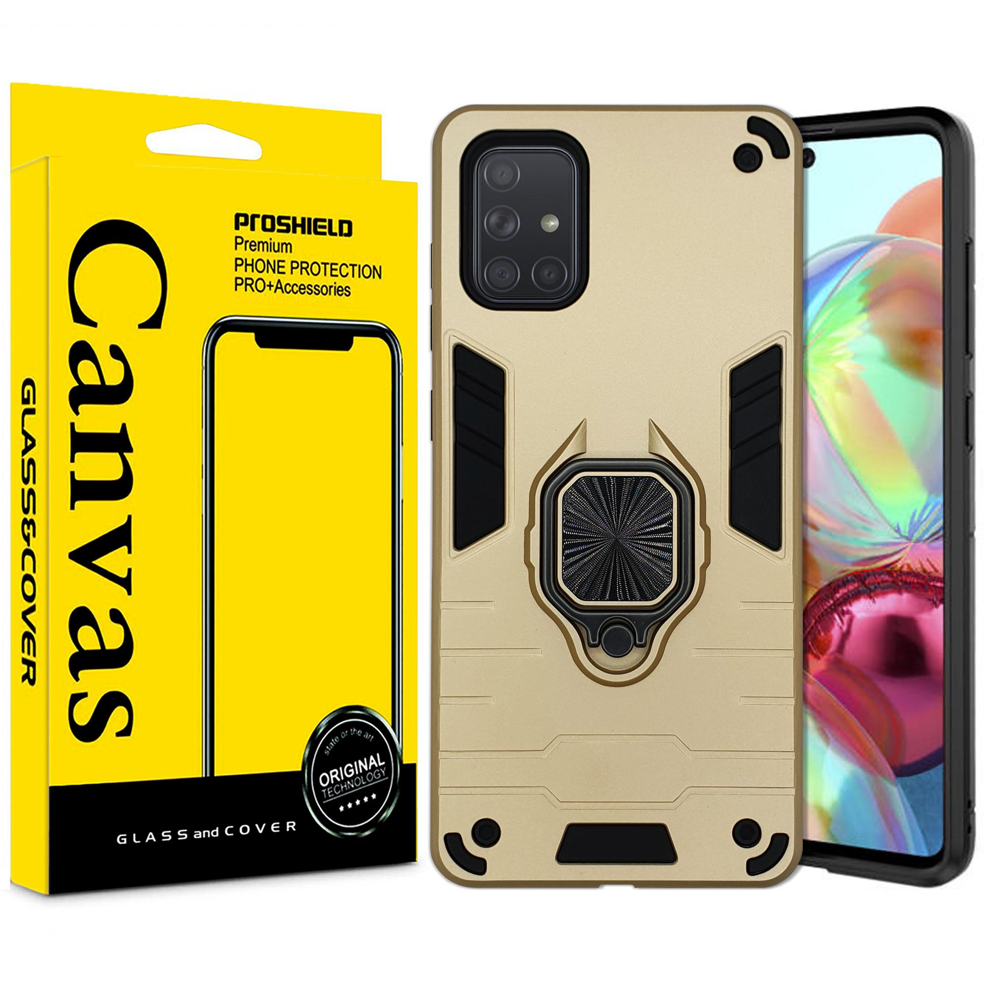 کاور کانواس مدل RHINO SERIES مناسب برای گوشی موبایل سامسونگ Galaxy A51