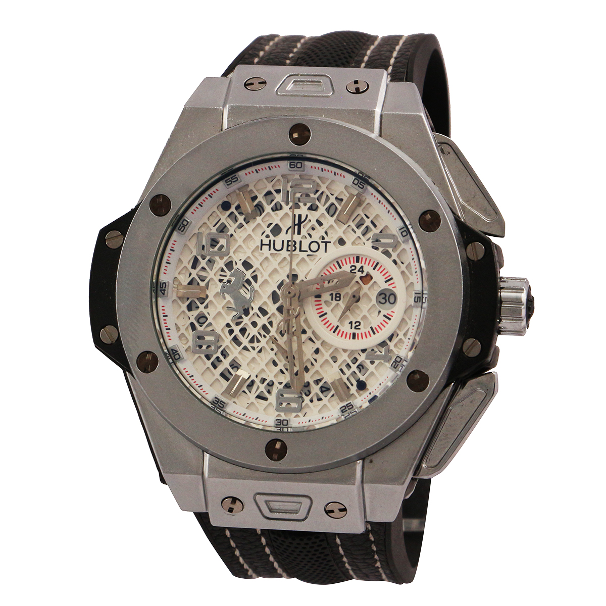 ساعت مچی عقربهای مردانه هابلوت مدل 582666
