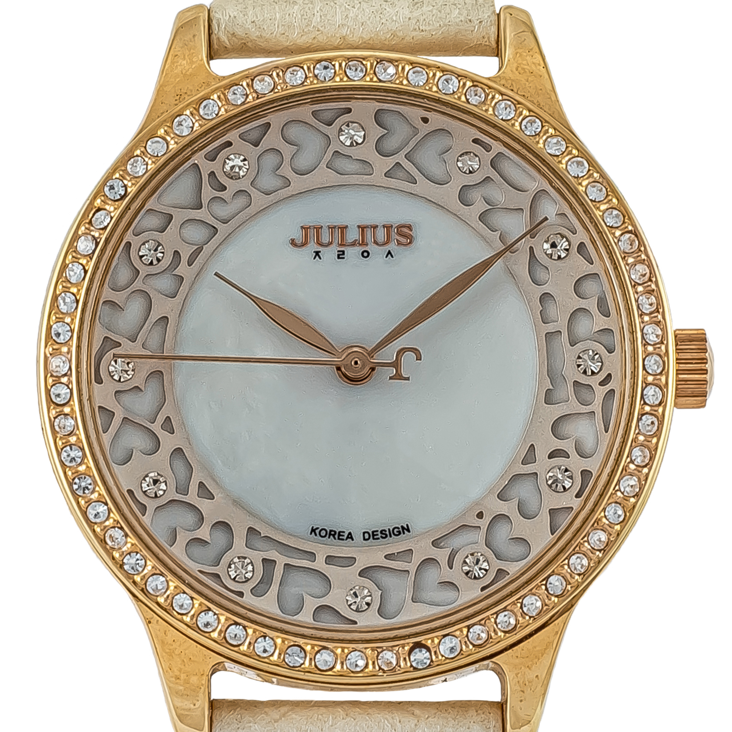 ساعت مچی عقربه ای زنانه جولیوس مدل JA852              ارزان