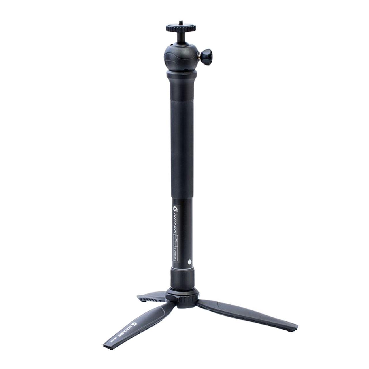 تک پایه دوربین جیزوموس مدل G-2506MB