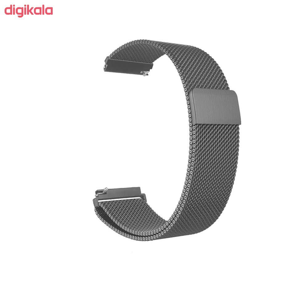 بند مدل Milanese مناسب برای ساعت هوشمند سامسونگ Galaxy Watch Active / Active 2 40mm / Active 2 44mm main 1 8