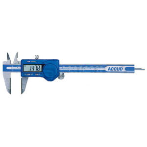 کولیس دیجیتال آکاد مدل 11-006-116 گستره 150 میلیمتری