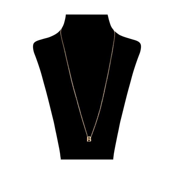 گردنبند طلا 18 عیار زنانه مدیسا مدل N7013