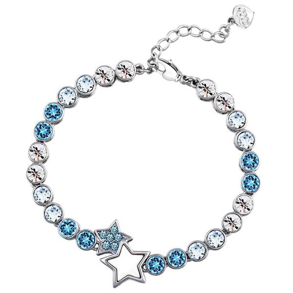 دستبند زنانه شهر جواهر مدل SJ-BC014
