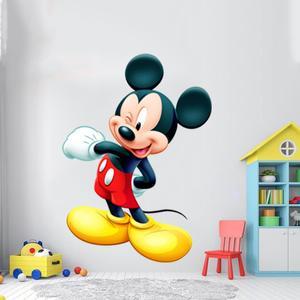 استیکر دیواری کودک مدل میکی موس