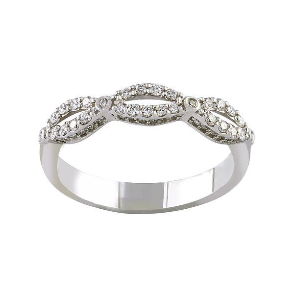 انگشتر طلا 18 عیار زنانه جواهری سروری مدل 10259