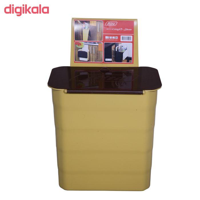 سطل زباله کابینتی بیتا کد 140 main 1 2