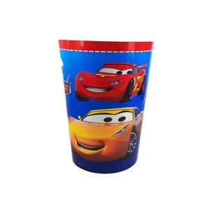 سطل زباله اتاق کودک مدل CARS کد 95